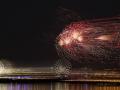 IMG_0071 xxx Düsseldorfer Kirmes 2018 Lichtspiele mit Feuerwerk (4)