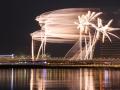 IMG_0071 xxx Düsseldorfer Kirmes 2018 Lichtspiele mit Feuerwerk (5)