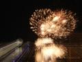 IMG_0071 xxx Düsseldorfer Kirmes 2018 Lichtspiele mit Feuerwerk (7)