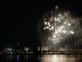 Feuerwerk Düsseldorfer Rheinkirmes 2016