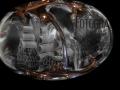 Segelschiff im Glas Ei