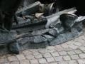 00513 Die Schlacht von Worringen Denkmal in Duesseldorf 0098