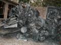 00514 Die Schlacht von Worringen Denkmal in Duesseldorf 0065