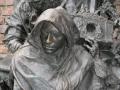 00515 Die Schlacht von Worringen Denkmal in Duesseldorf 0066