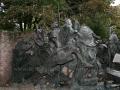 00520 Die Schlacht von Worringen Denkmal in Duesseldorf 0076