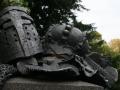 00526 Die Schlacht von Worringen Denkmal in Duesseldorf 0089