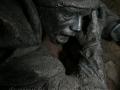 00528 Die Schlacht von Worringen Denkmal in Duesseldorf 0093
