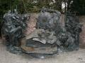 00532 Die Schlacht von Worringen Denkmal in Duesseldorf 0064