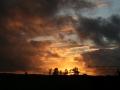 IMG_0567 Sonnenuntergang vor Kappeln 0567