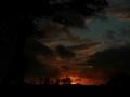 IMG_0589  Sonnenuntergang vor Kappeln 0589