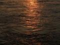 Sonnenuntergang Duesseldorf am Rhein 0056