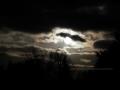Sonnenaufgang wolken Balkon _0001